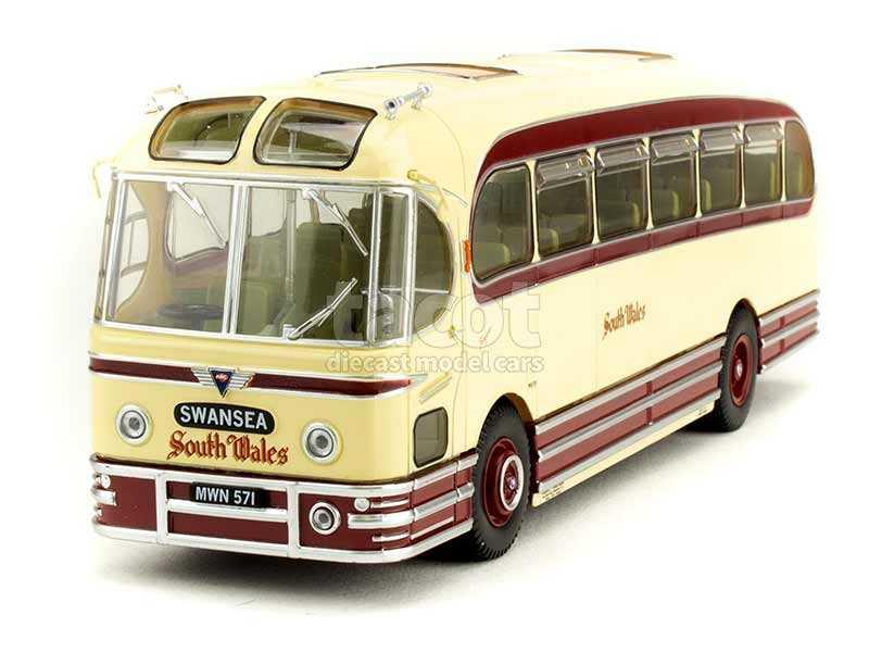 90817 AEC Weymann Fanfare Bus