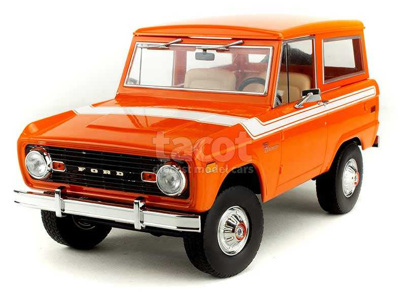 90957 Ford Bronco 1977