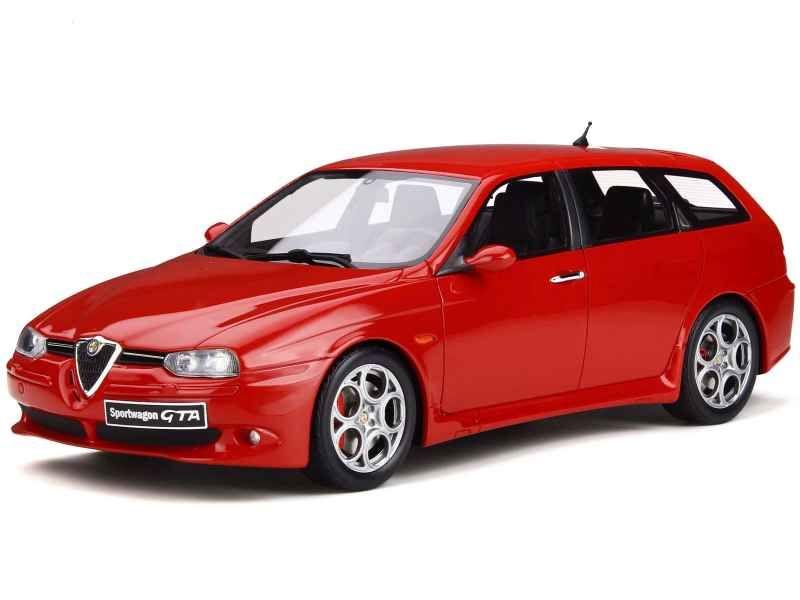 91017 Alfa Romeo 156 GTA Sportwagon 2002