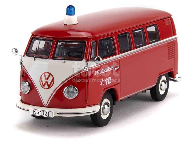 91081 Volkswagen Combi T1b Bus Pompier