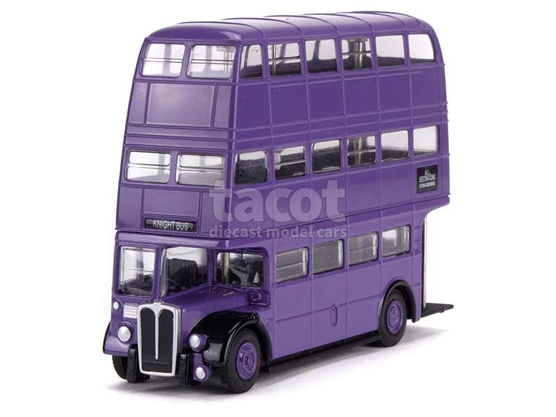 91258 AEC Knight Bus Harry Potter