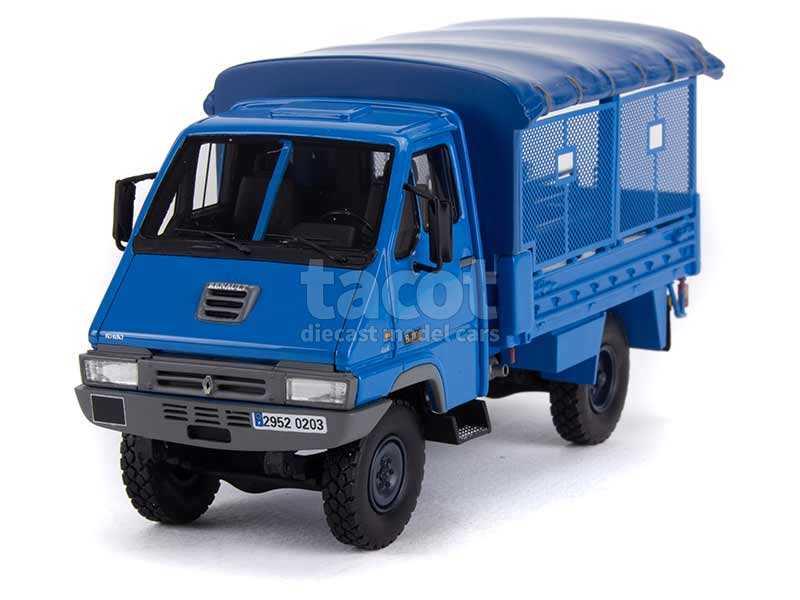 91295 Renault B110 4x4 Gendarmerie