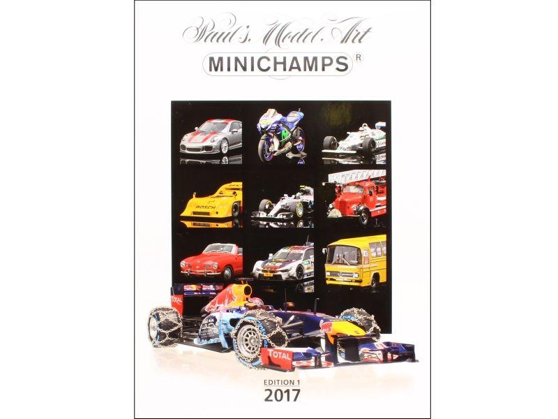913 Catalogue Minichamps 2017