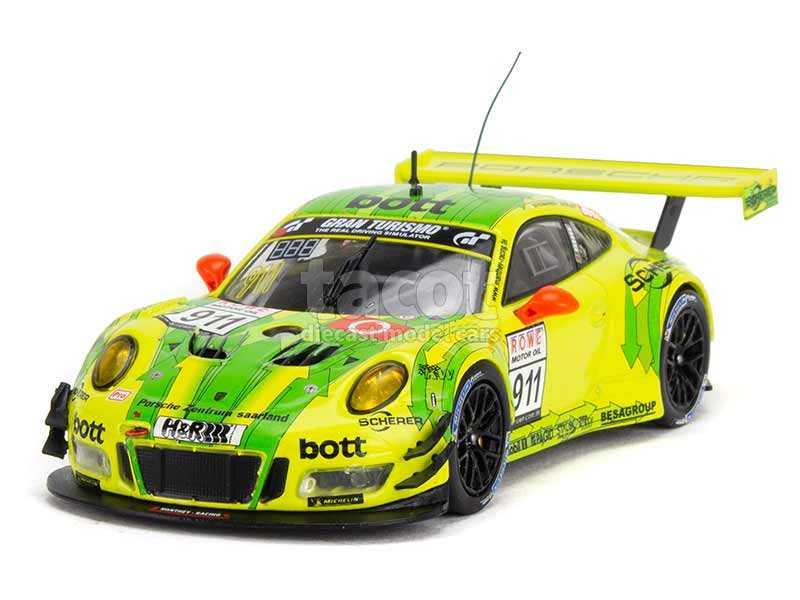 91387 Porsche 911 GT3 R VLN Nurburgring 2018