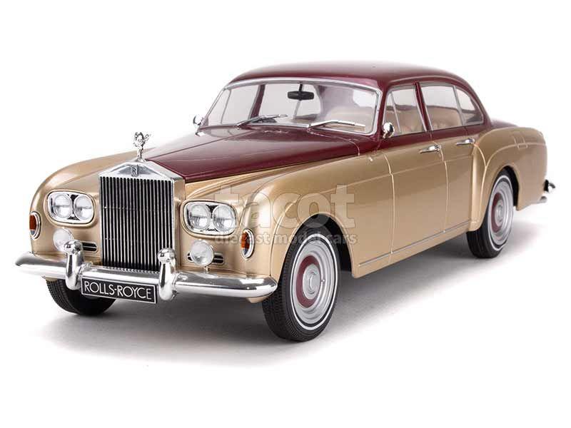 91618 Rolls-Royce Silver Cloud III Flying Spur H.J. Mulliner 1965