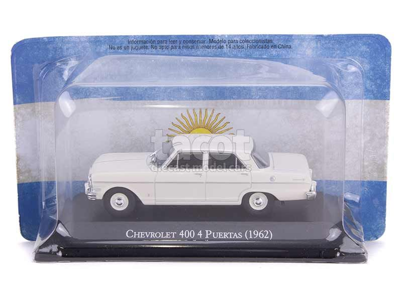 91629 Chevrolet 400 Four Doors 1962