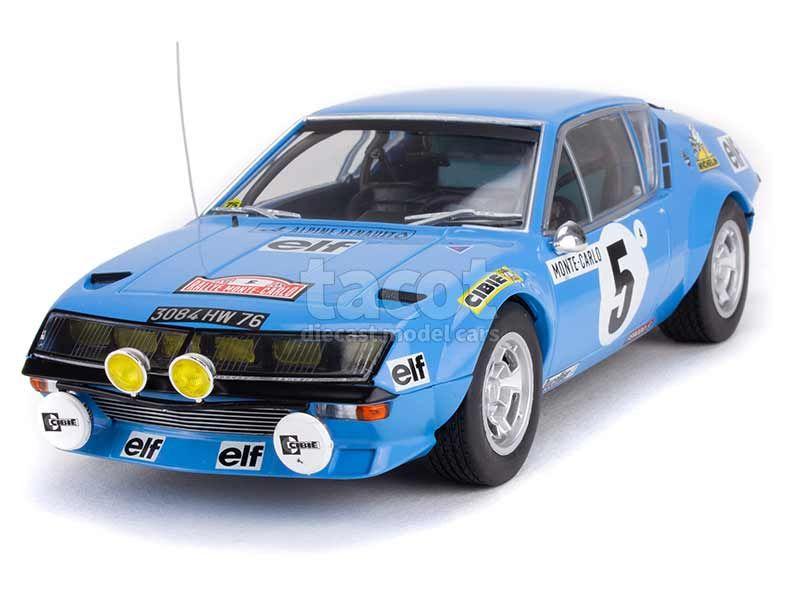 91914 Alpine A310 Monte Carlo 1975