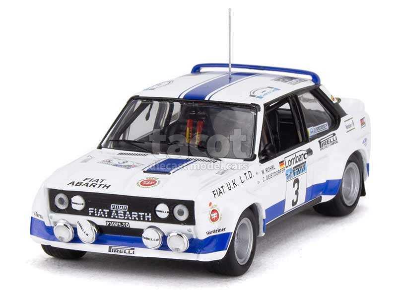 92126 Fiat 131 Abarth RAC Rally 1979