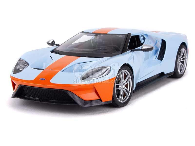 92208 Ford GT 2017