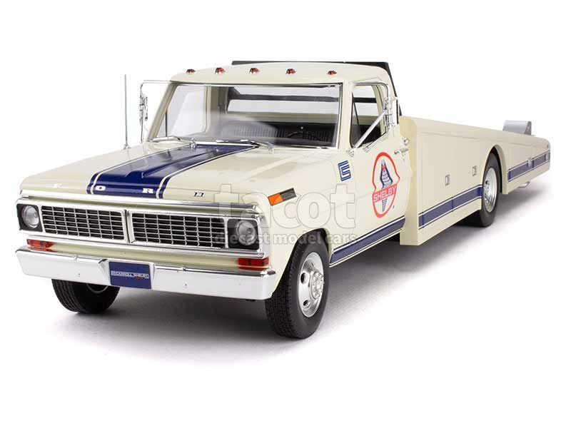 92481 Ford F350 Ramp Truck Shelby 1970
