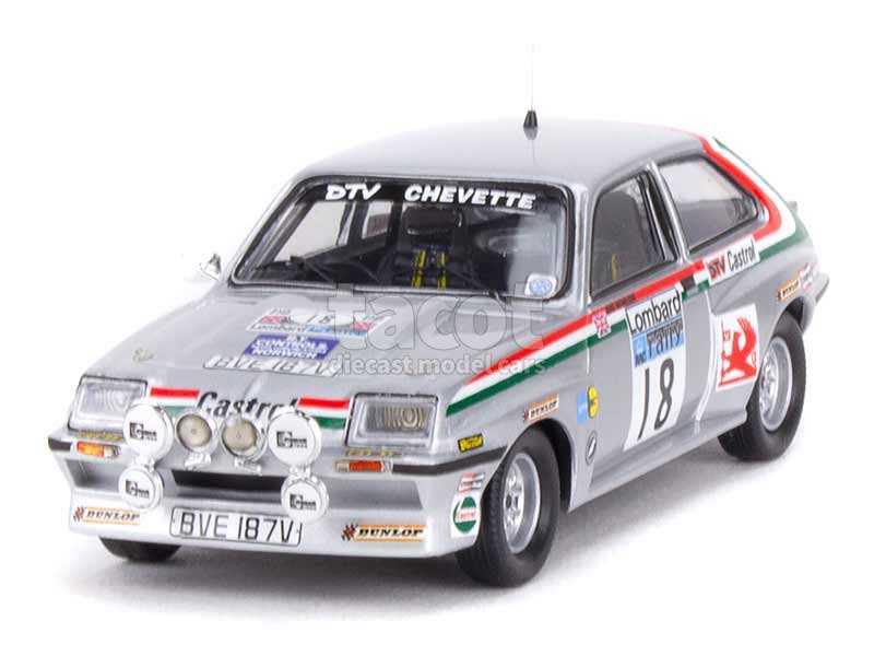 92532 Vauxhall Chevette HSR RAC Rally 1980