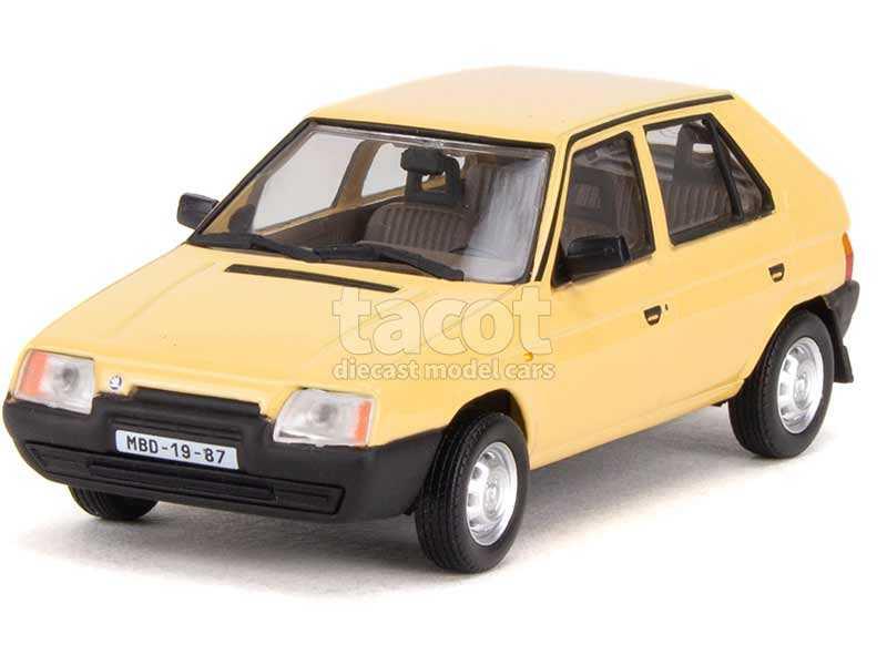92648 Skoda Favorit 136L 1988