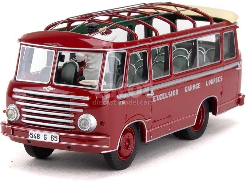 92688 Berliet GLA Bus 5S Dubos 1951