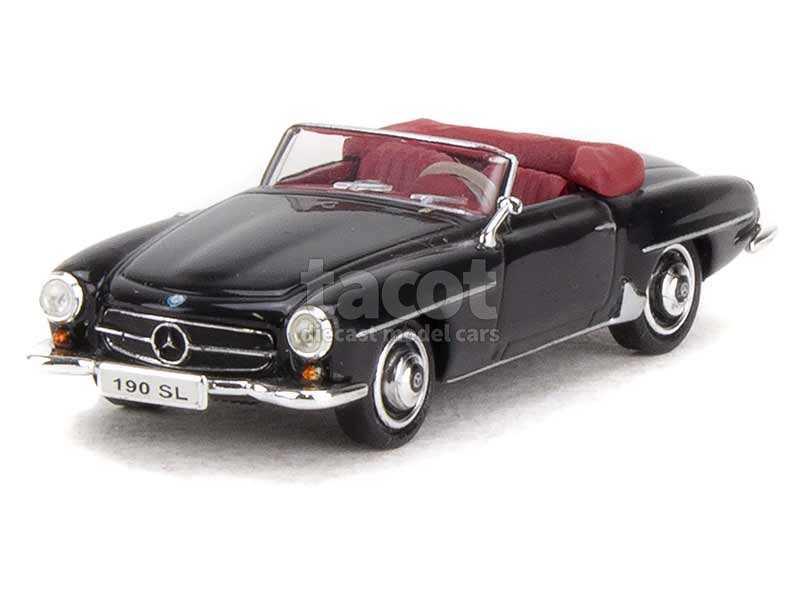 92718 Mercedes 190 SL/ W121 Cabriolet