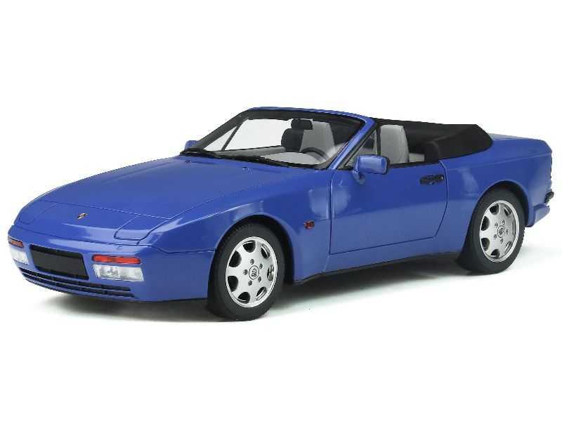 92783 Porsche 944 Turbo S2 Cabriolet 1989