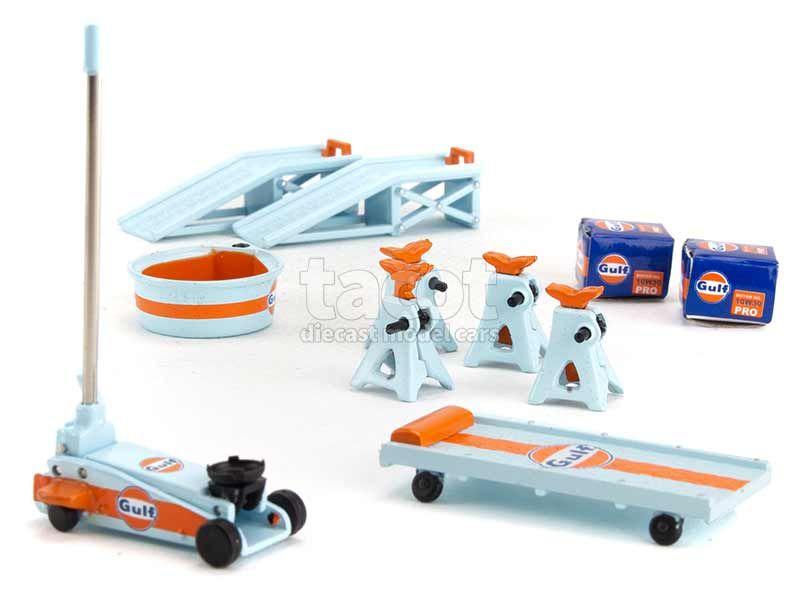 93182 Divers Accessoires Garage Gulf