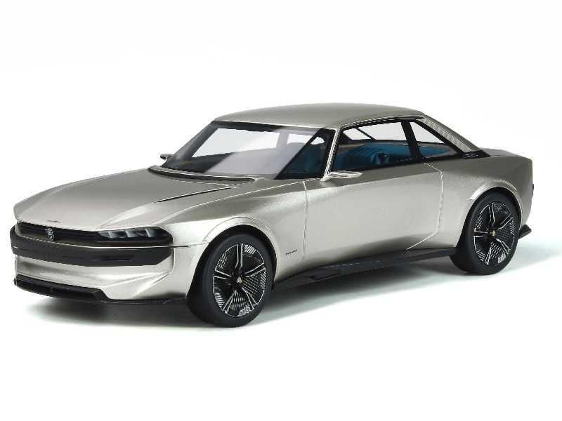 93185 Peugeot E-Legend 2018