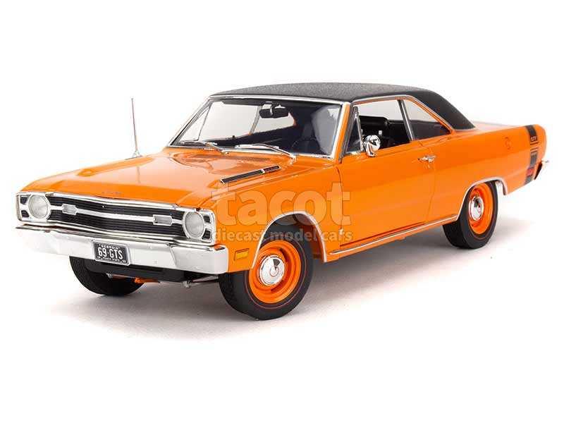 93504 Dodge Dart GTS 440 1969