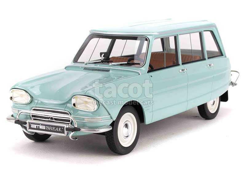 93736 Citroën Ami 6 Break 1967