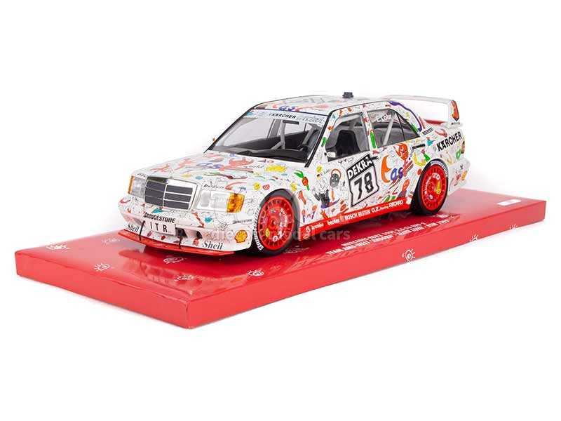 94200 Mercedes 190E 2.5 16V Evo2/ W201 DTM 1991