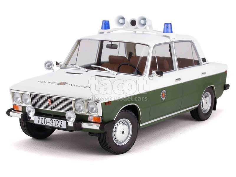 94247 Lada 2106 Police DDR 1976