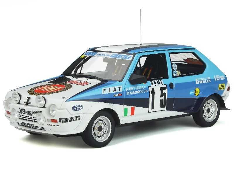 94377 Fiat Ritmo Abarth Gr.2 Monte Carlo 1980