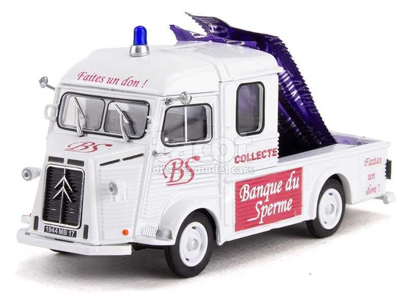 94615 Citroën HY Pick-Up Banque Du Sperme