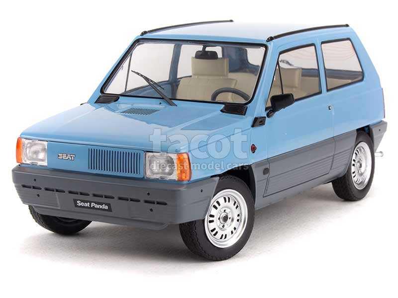 94680 Seat Panda 35 MKI 1980