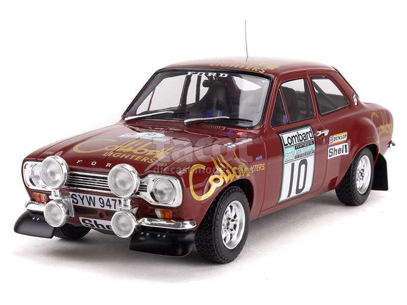 94694 Ford Escort MKI RS1600 RAC Rally 1974