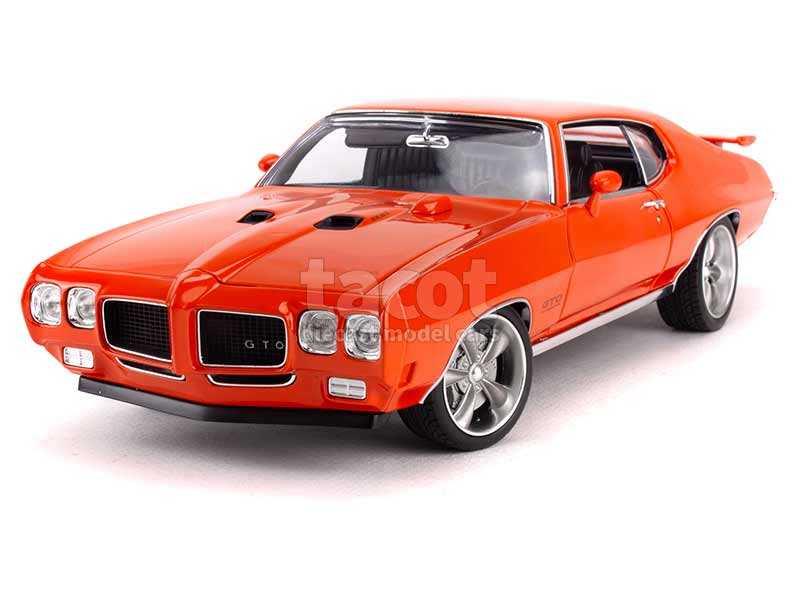 94804 Pontiac GTO Street Fighter 1970