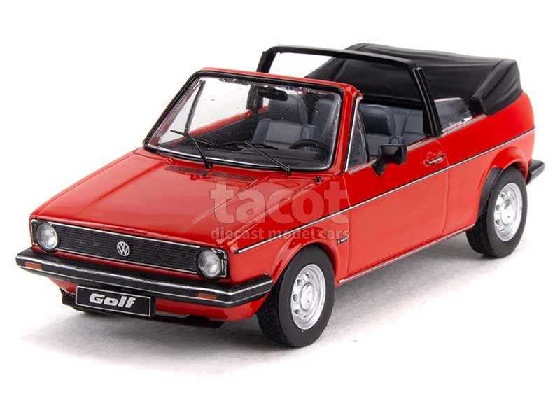 94825 Volkswagen Golf I Cabriolet 1981