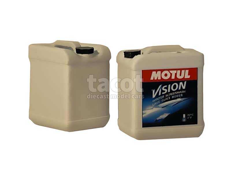 94959 Divers Bidon Lave Glace Hiver 20L Motul Vision X2