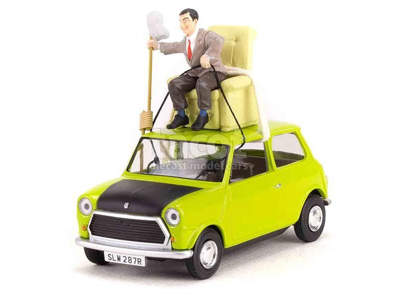 95034 Austin Mini Mr Bean