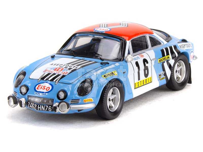 95362 Alpine A110 1800S TAP Rally 1974