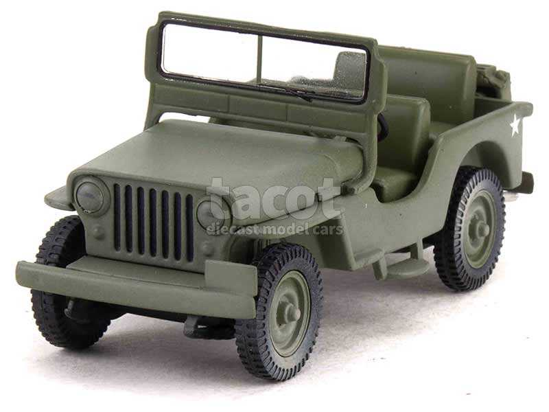 95631 Willys Jeep CJ-2A Militaire 1949
