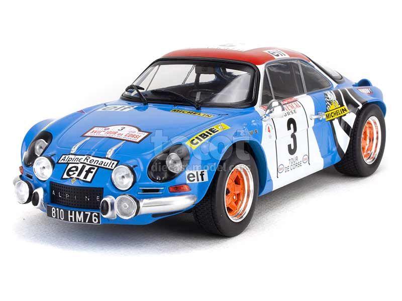95947 Alpine A110 Tour de Corse 1973
