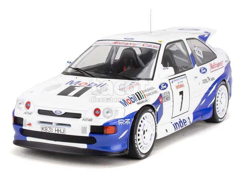 96173 Ford Escort RS Cosworth Tour de Corse 1993
