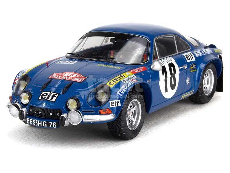 96316 Alpine A110 Rally Monte Carlo 1973