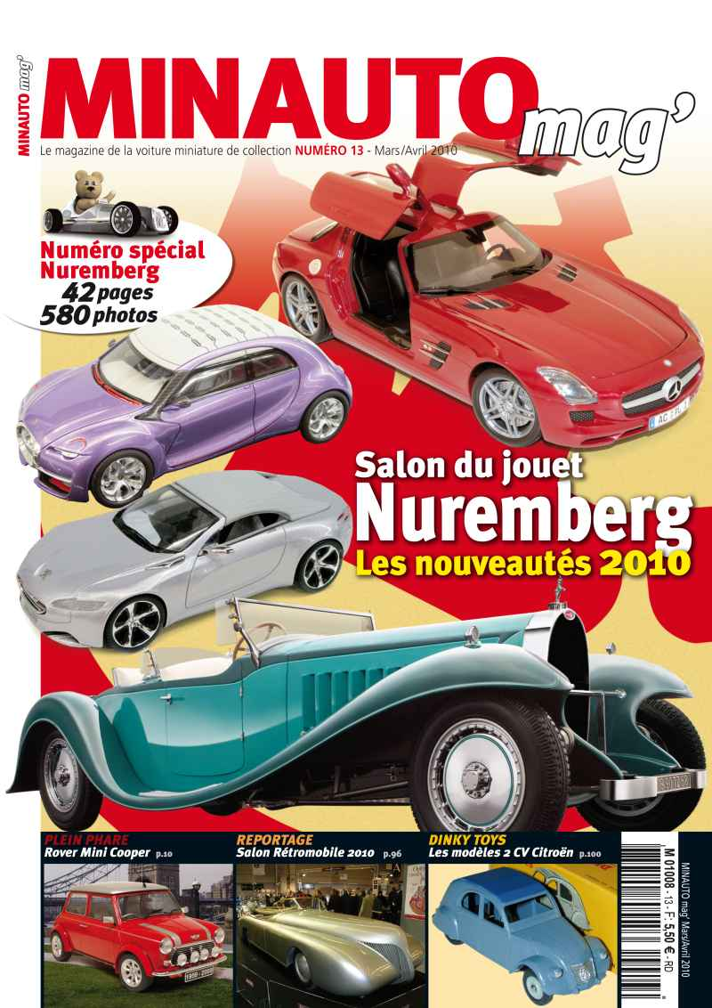 20 MINAUTO mag' No13 Mars / Avril 2010