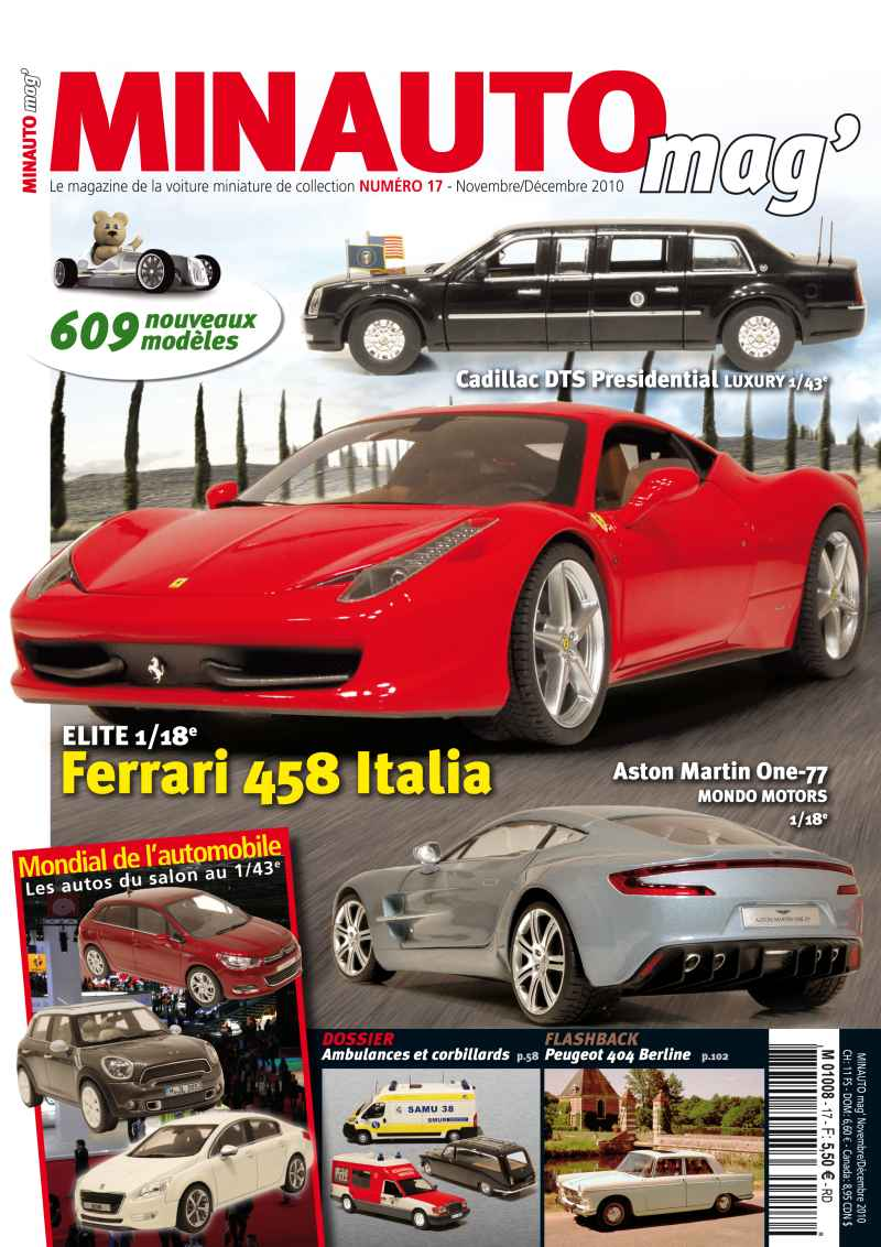 24 Divers MINAUTO mag' No17