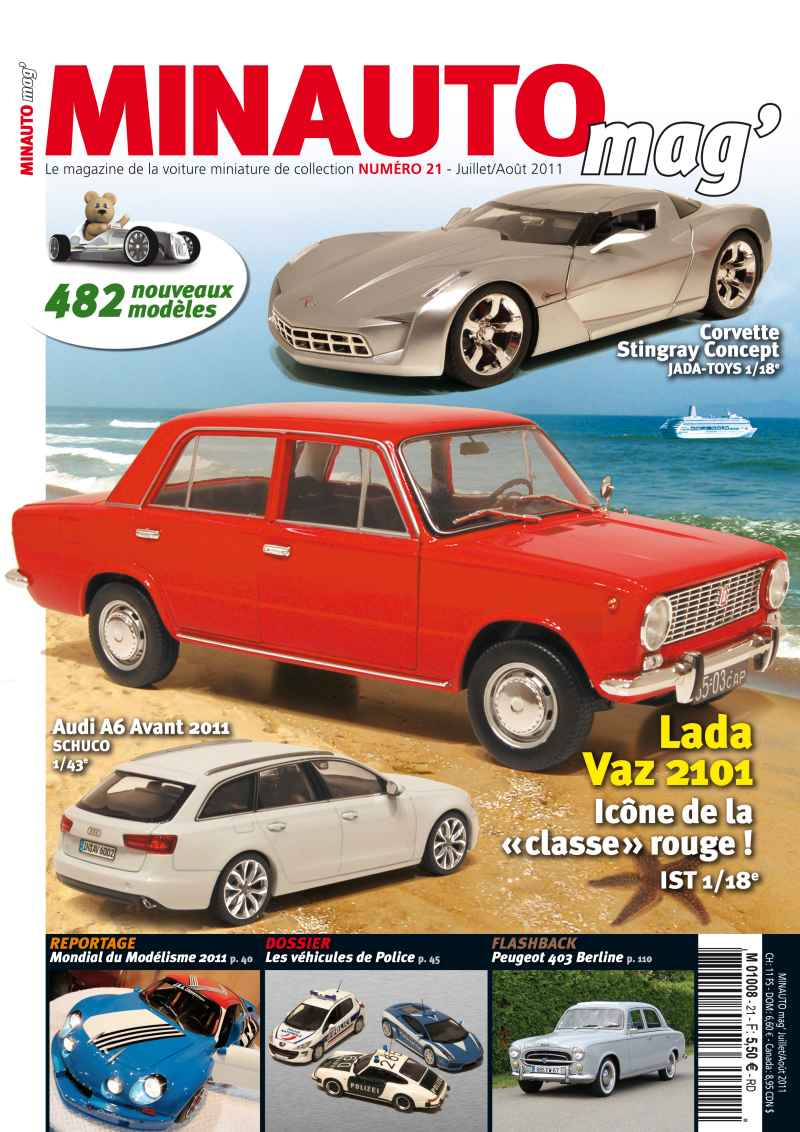 28 Divers MINAUTO mag' No21