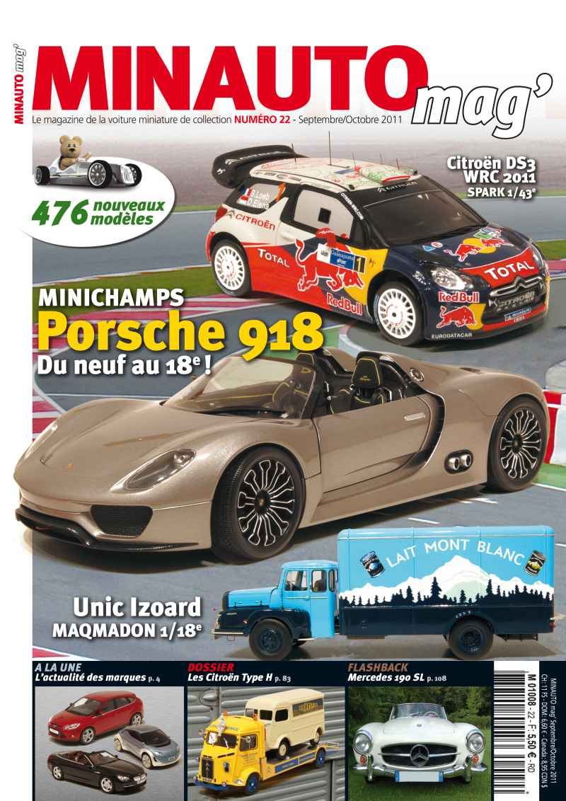 29 Divers MINAUTO mag' No22