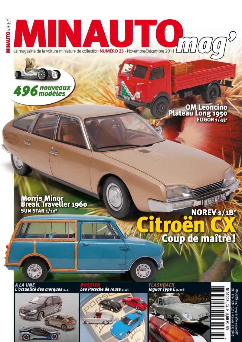 30 Divers MINAUTO mag' No23