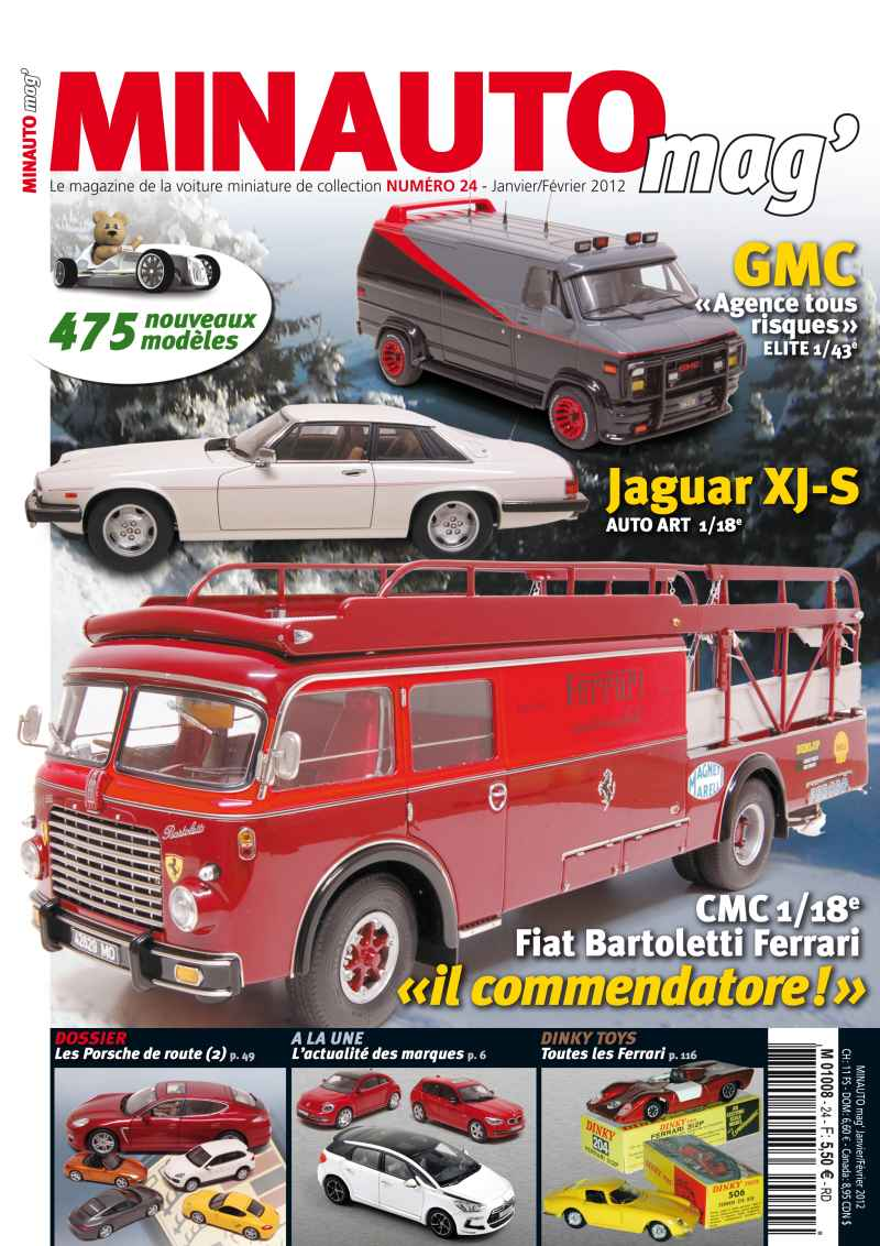 31 Divers MINAUTO mag' No24