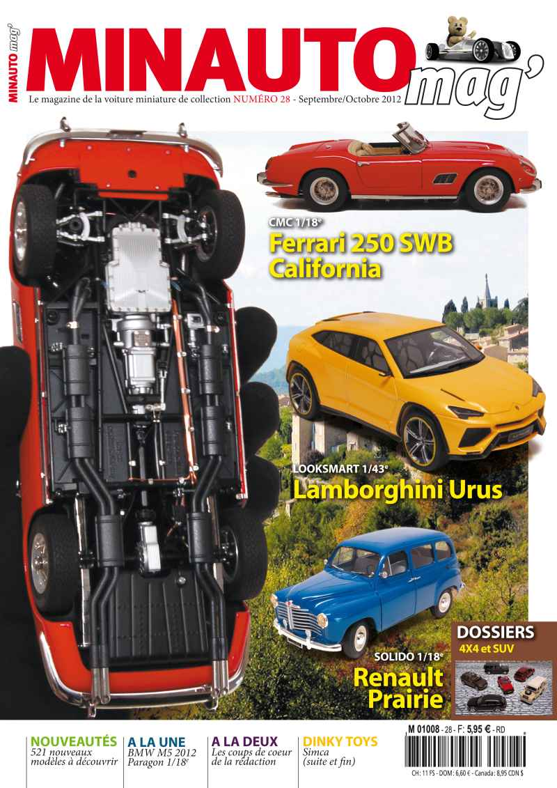 35 Divers MINAUTO mag' No28