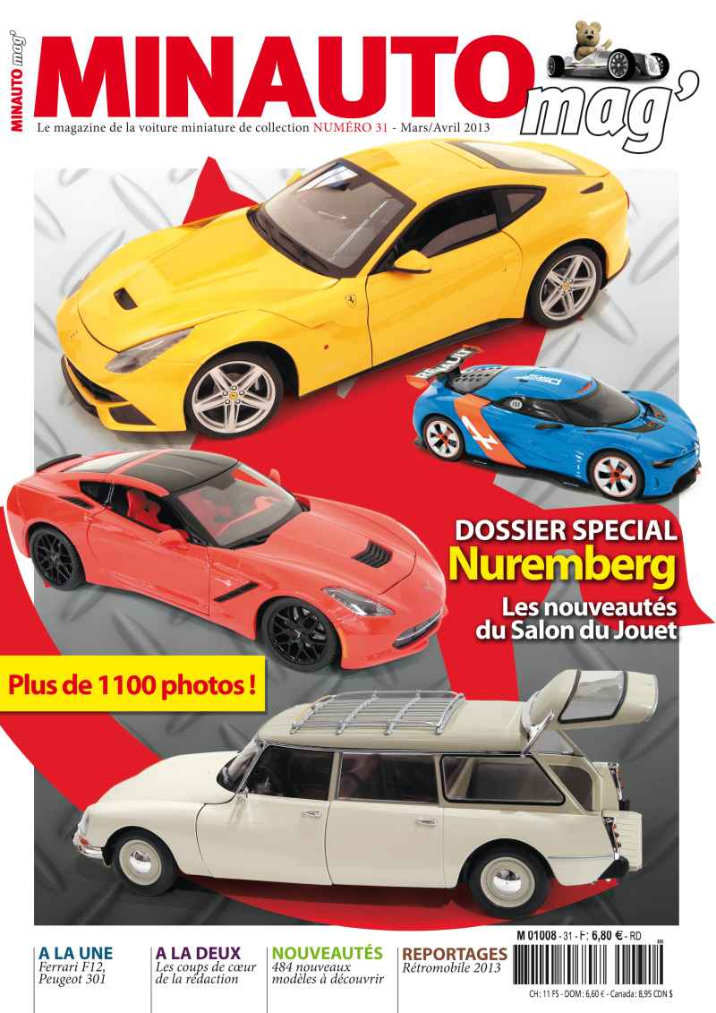 38 Divers MINAUTO mag' No31 Mars / Avril 2013