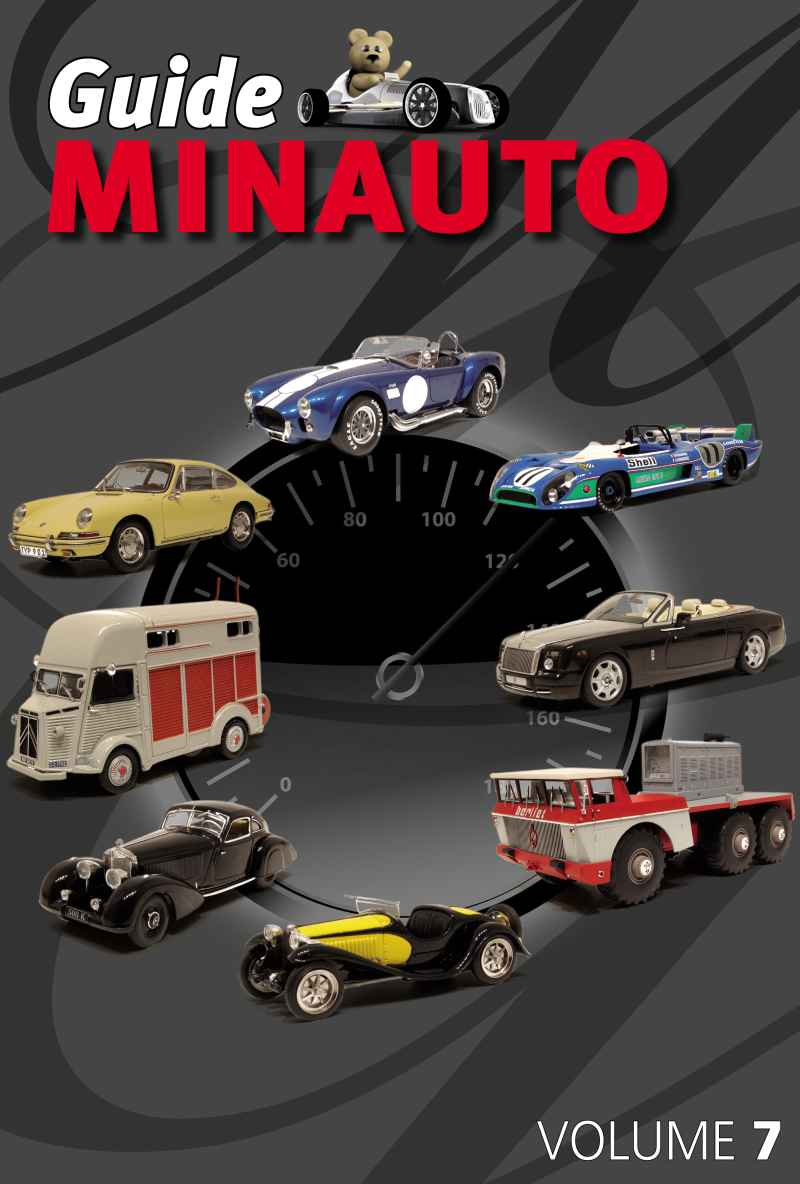 7 Divers Guide Autos Miniatures No7