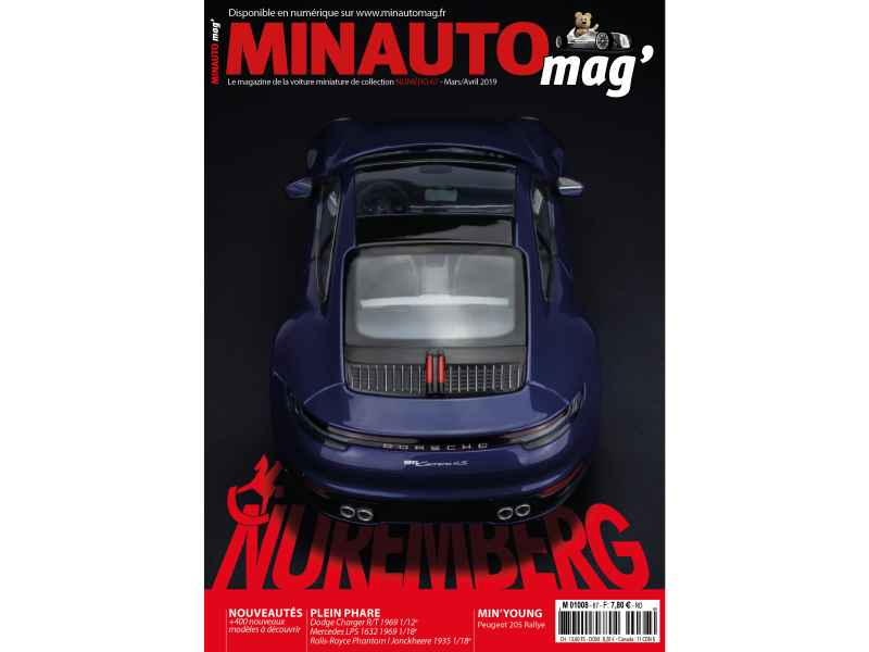 74 MINAUTO mag' No67 Mars/ Avril 2019