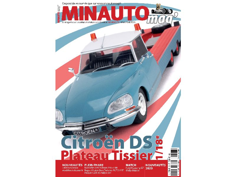 80 MINAUTO mag' No73 Mars/ Avril 2020