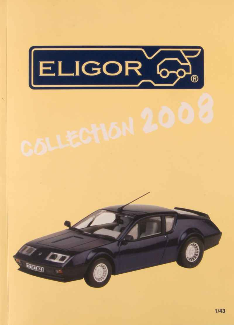 398 Divers Catalogue Eligor 2008